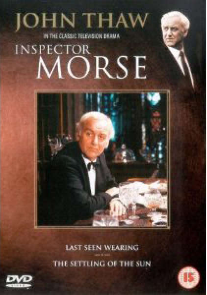 Inspector Morse - Pack 3 - Last Seen Wearing/Settling Of The