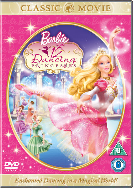 Barbie - The 12 Dancing Princesses
