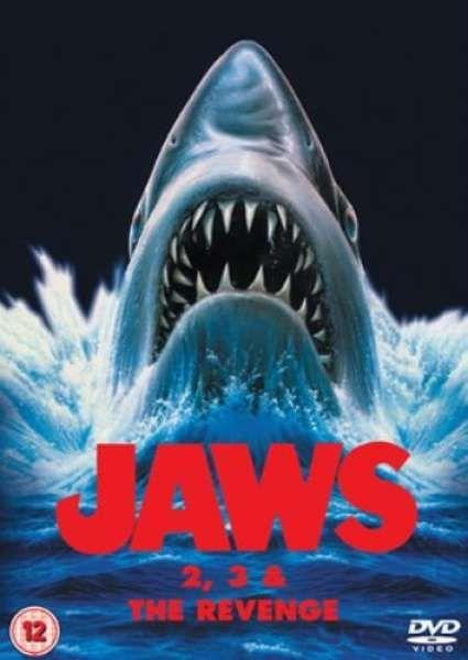 Jaws 2 Jaws 3 Jaws The Revenge Dvd Zavvi