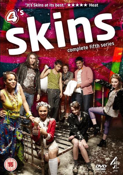 Skins Series 5 Dvd Zavvi