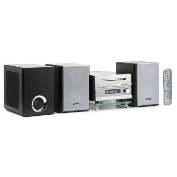 lenco mdv 24 2 1 dvd home cinema system electronics. Black Bedroom Furniture Sets. Home Design Ideas