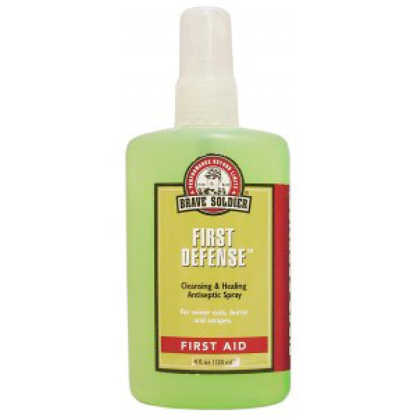 Brave Soldier First Defence Antibacterial Spray 113ml