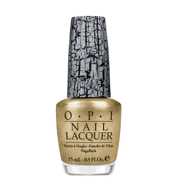 OPI Gold Shatter Top Coat 15ml