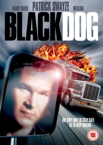 black dog patrick swayze
