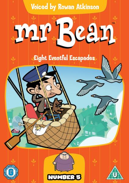 Mr Bean The Animated Series Volume 5 20th