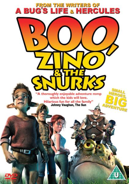 Boo, Zino & The Snurks