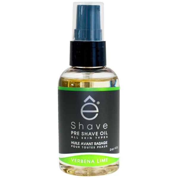 e-Shave Verbena Lime Pre Shave Oil 59ml