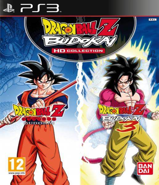 Dragon Ball Z Budokai Hd Collection Ps3 Zavvi Com