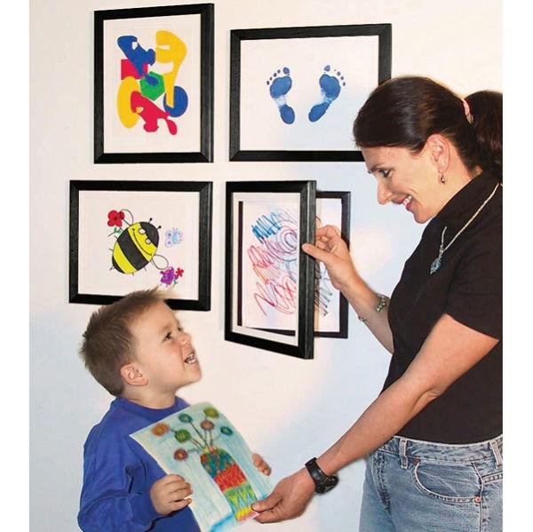 My Lil DaVinci Kids Art Frame Traditional Gifts | Zavvi Australia