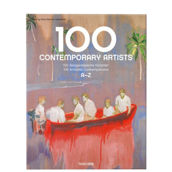 Taschen 100 Contemporary Artists. 2 Vols