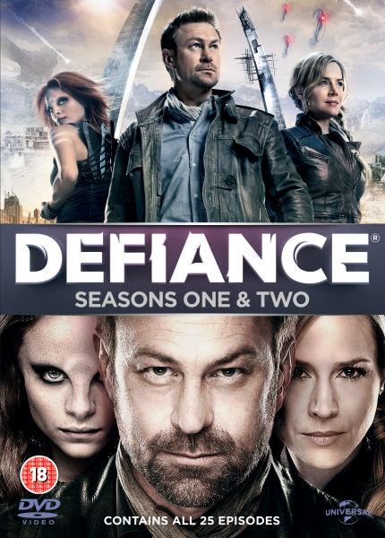 Defiance - Season 1 & 2