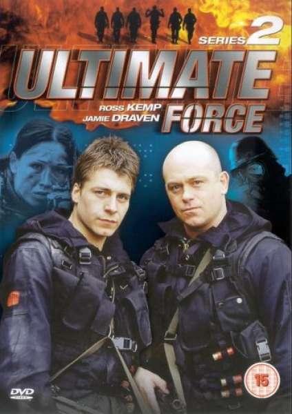 Ultimate Force Series 2 Dvd Zavvi
