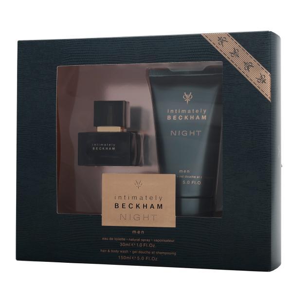 Intimately Beckham Night For Men Gift Set 30ml Eau De Toilette