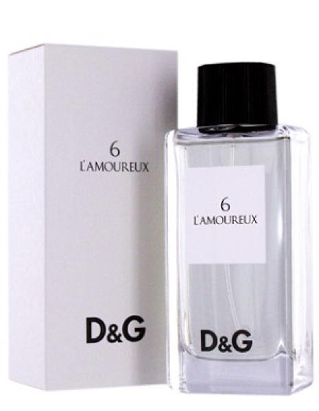 Eau De Dolceamp; L'amoureux Toilette100ml Gabbana 35qSL4cARj