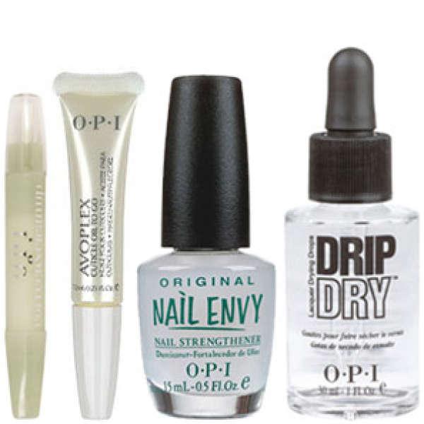 Opi The Natural Nail Set (4 Products)