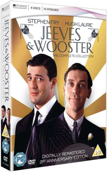 Jeeves and Wooster Complete Collection - Digitally Remastered