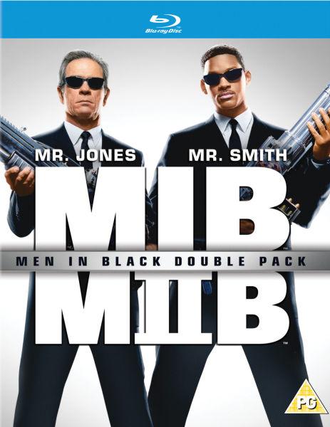 Men in Black 1 and 2