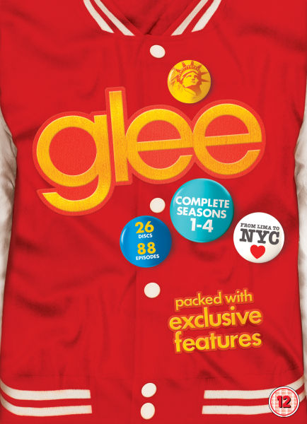 Glee - Seasons 1-4