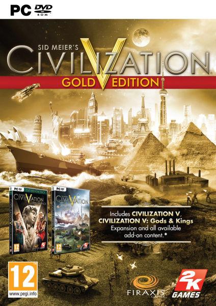 Civilization V: Gold Edition