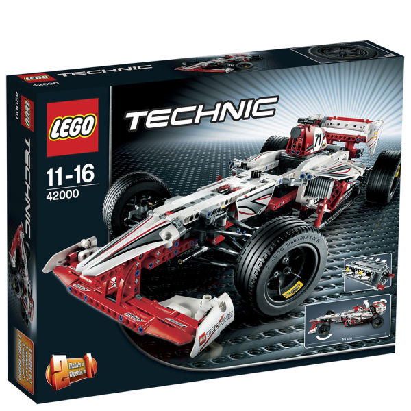 lego technic grand prix racer 42000 toys. Black Bedroom Furniture Sets. Home Design Ideas