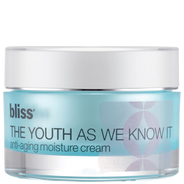 Crema hidratante bliss Youth As We Know It  50ml