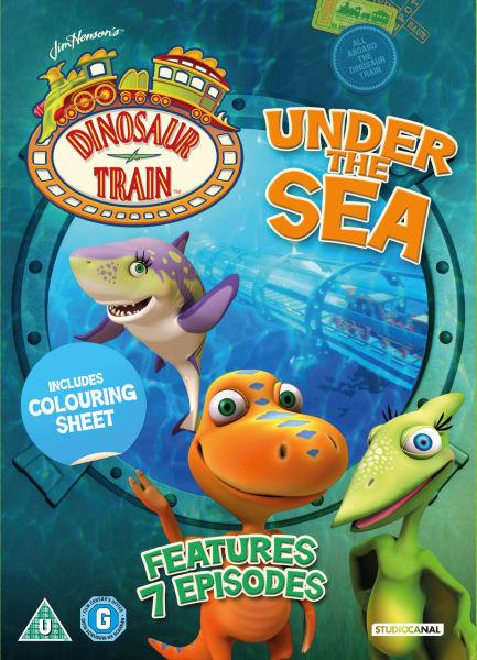 Dinosaur Train: Under The Sea