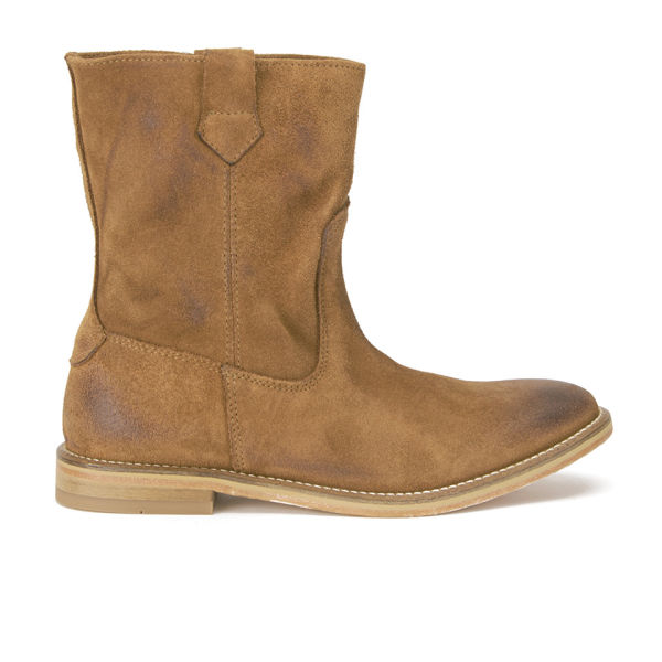 hudson s hanwell suede slouch boots