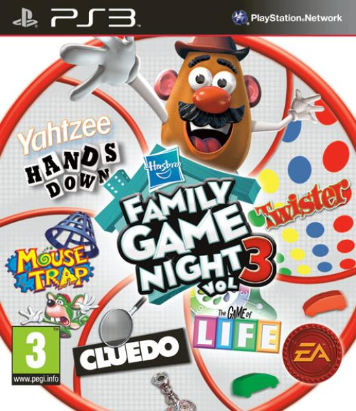Family Games For Ps3 : Family game night ps zavvi