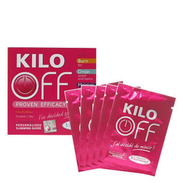 Tratamiento adelgazante Kilo Off Kilo Off - 10 sobres