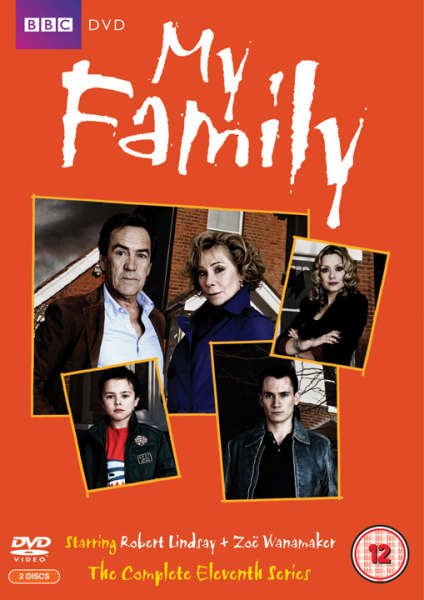 My Family Series 11 Dvd Zavvi