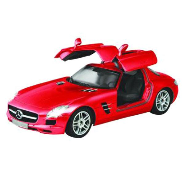 Race Tin: Mercedes SLS-AMG 1:16 Scale Remote Control Car