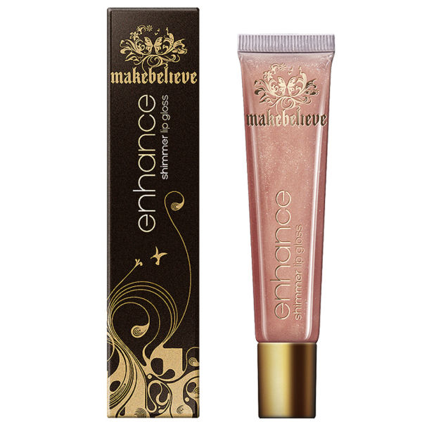 Makebelieve Enhance Shimmer Lipgloss