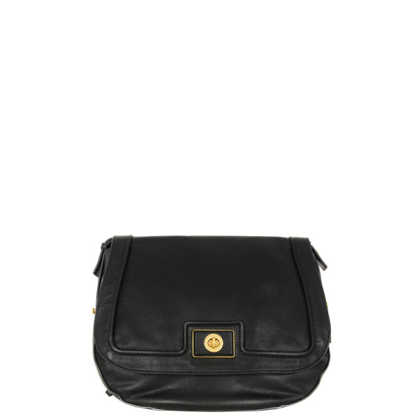 Marc by Marc Jacobs Women's M3122257 Messenger Bag - Black
