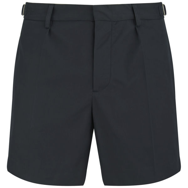 A.P.C. Men's Chic Army Shorts - Dark Navy