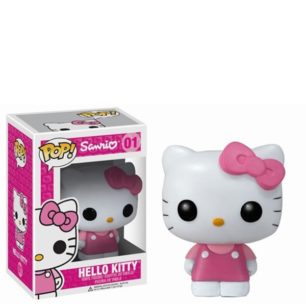 Hello Kitty Pop! Vinyl Figure