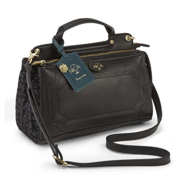 Nica Women S Lauren Grab Bag Black Mix Image 2