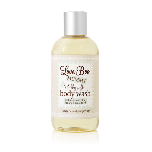 Love Boo Silky Soft Body Wash (250ml)
