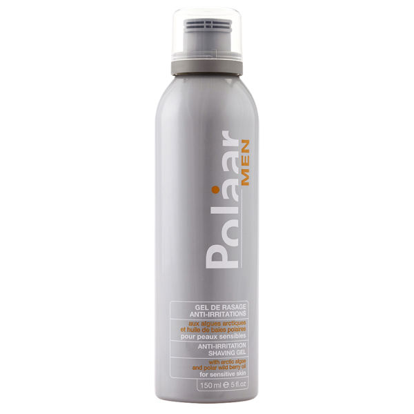 Gel de Rasage Anti-irritations de Polaar (150ml)