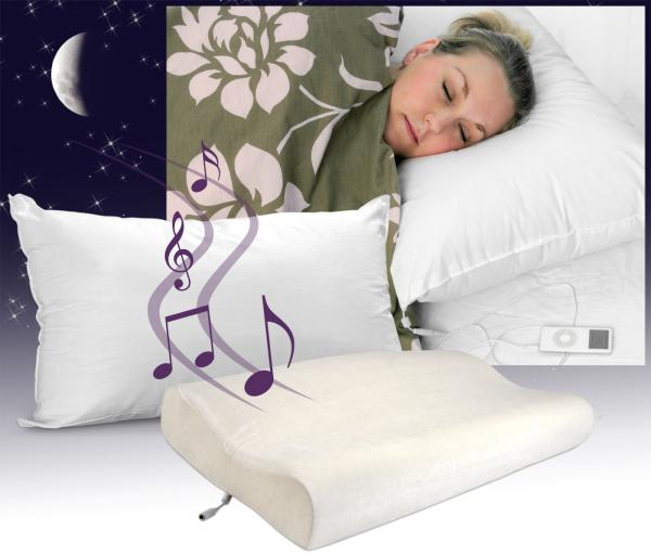 Sound Asleep Pillows