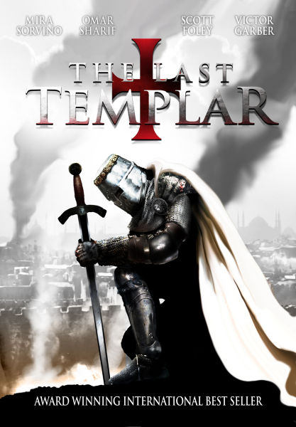 The Last Templar Dvd Zavvi Uk