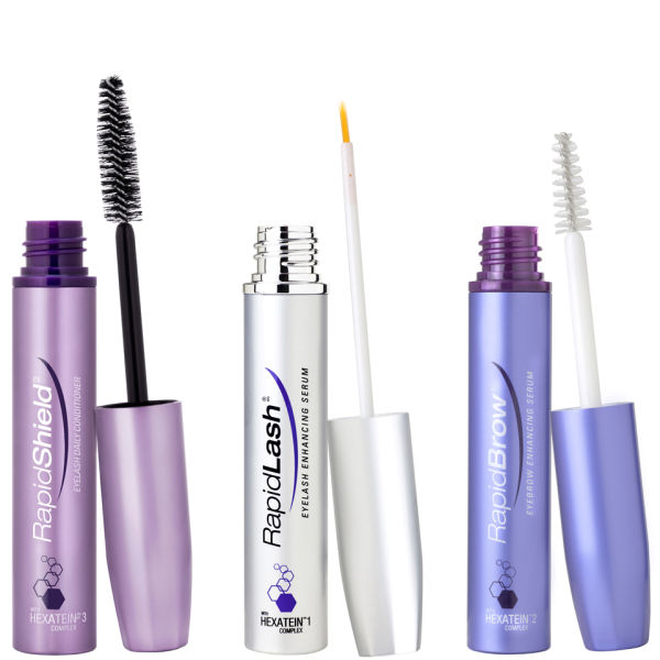 RapidLash, RapidBrow & RapidShield Eyelash & Brow Enhancer & Conditioner