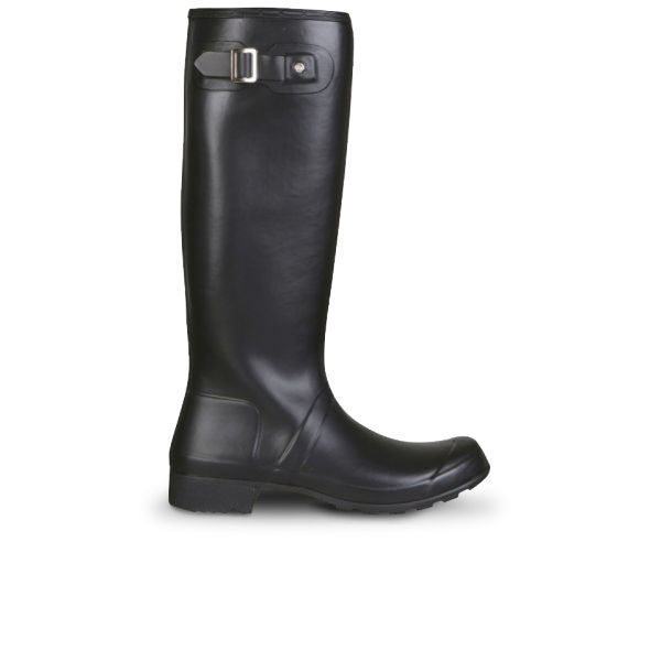 Hunter Unisex Original Tour Wellies - Black
