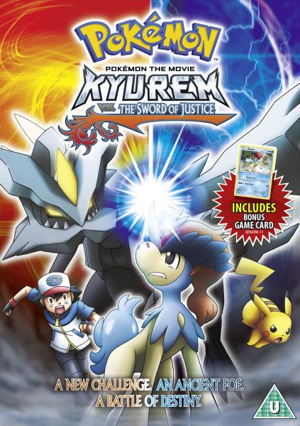 Pokemon: Kyurem Vs. The Sword of Justice