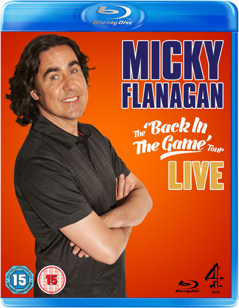 Micky Flanagan: Back in the Game