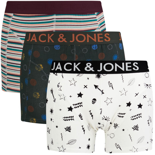 Free Shipping Enjoy UNDERWEAR - Boxers Jack & Jones 100% Authentic For Sale Quality Free Shipping Outlet New Online Cheap With Mastercard Z9iuzxjv