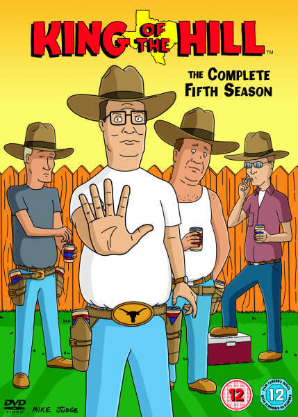 King Of The Hill - The Complete 5th Season