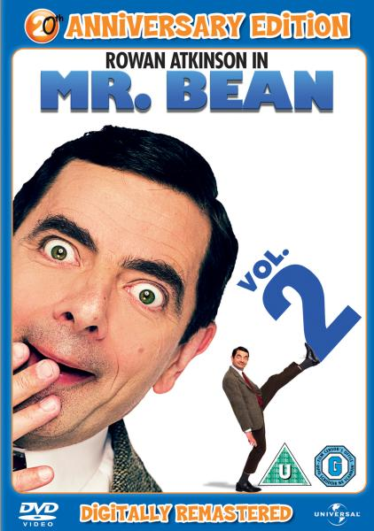 Mr Bean Series 1 Volume 2 20th Anniversary Edition