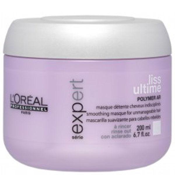 L Oréal Professionnel Série Expert Liss Ultime Masque (200ml)  067511c2a82