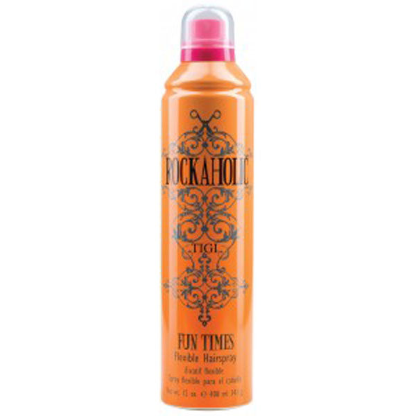 Tigi Rockaholic - Fun Times Flexible Hairspray (400ml)