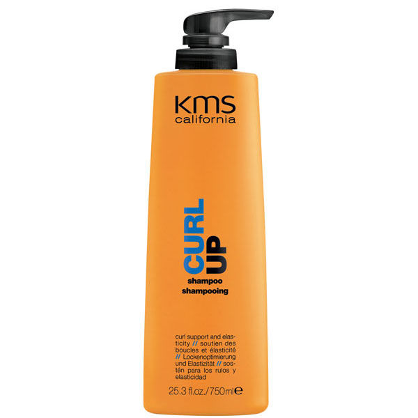 KMS California Curl Up Shampoo - Supersize 750ml